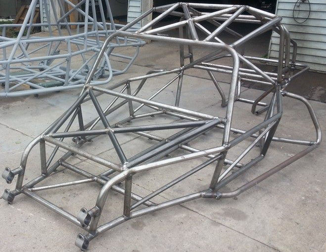 the jackle 2 seat off road dune buggy round roof 98 wheel base - Dune Buggy Frame Kit
