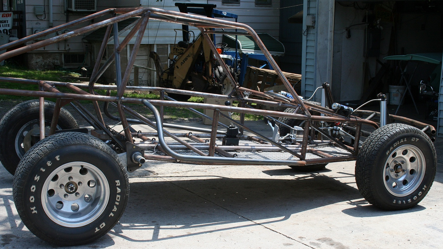 THE SCORPION - 2 Seat Off-Road Dune Buggy - Square Roof ...