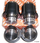 QSC Piston & Cylinder Set - 94 x 82mm - Machine-In - Cast