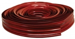 AC8986738 - FENDER / WING BEADING - BRIGHT RED - 8 METER UNCUT - SSP PRODUCT - BEETLE 1950-1979