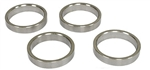 B404300 - HEAVY DUTY VALVE SEATS FOR 42MM VAVLES - CAN ALSO FIT 44MM VALVES - PACK OF 4