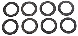 B405560 - HARDENED SINGLE VALVE SPRING SHIMS - .060 - SET OF 8
