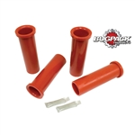 B652710 - URETHANE BUS BEAM BUSHING KIT, 55-63, (4), RED