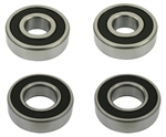EMPI 10-1001 - SPINDLE MOUNT WHEEL BEARINGS - LINK PIN / KING PIN