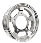 "EMPI 10-1104 - Race-Trim Off-Road Wheels - 5x205 - 16""X4"" - ET -19 - BS 1 3/4"" - BALL SEAT"