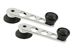 WINDOW CRANKS, THRU 67, PAIR