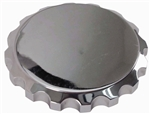 EMPI 16-3538 - BILLET ALUMINUM GAS CAP - ALL ALUMINUM TANKS