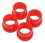 EMPI 16-5137 - Urethane Axle Beam Bushing Kit - Outer - For King & Link Pin w/ Bearings - 4 pcs.