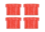 EMPI 16-5141 - Urethane Axle Beam Bushing Kit - Outer for Ball Joints - 4 pcs.