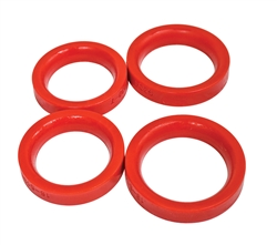 EMPI 16-5145 - Urethane Axle Beam Tube Seals - T1 w/ Ball Joint - 4 pcs.