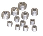 Threaded Oil Galley Plug Set of 12 pcs.