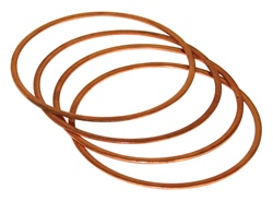 EMPI 16-9529 - Copper Head Gaskets 92mm - .040 (4)