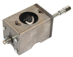 EMPI 17-2726 - RACER SHIFT BOX WITH BRONZE BUSHINGS, INTERNAL SHIFTER SHAFT, AND WELDABLE BUNG