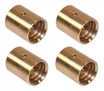 "EMPI 17-2757 - HEAVY DUTY PRESS IN LINK PIN BUSHINGS 5/8"" (17.9MM) SET OF 4"