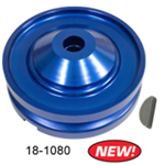 EMPI 18-1080 - BLUE ALTERNATOR / GENERATOR PULLEY KIT