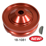 EMPI 18-1081 - RED ALTERNATOR / GENERATOR PULLEY KIT
