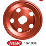EMPI 18-1084 - RED ALT/GEN PULLEY, OUTER HALF ONLY