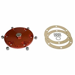 EMPI 18-1087 - BILLET RED OIL SUMP PLATE KIT