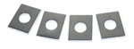 "ROCKER ARM SHIMS, .030"", SET OF 4"