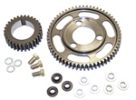 EMPI 21-2515 - STEEL ADJUSTABLE STRAIGHT CUT CAM & CRANK GEAR SET!