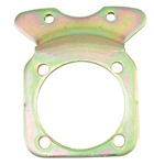 EMPI 22-2847 - REAR DISC BRAKE CALIPER BRACKET - STEEL - EACH - LEFT OR RIGHT - 22-2861, 22-2862, 22-2910, 22-2911, 22-2916, 22-2917, 22-2929, 22-2930