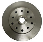"Repl. Brake Rotor, Double-Drilled 5x130 with 14x1.5mm threads / 5x4.75"" with 12mm threads - EMPI 22-2963-7"