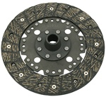 H.D. Clutch Disc - 200mm - Rigid Hub