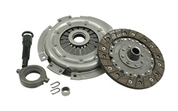 Clutch Kit - 180mm - Type 1 54-66, Type 2 54-65, Type 3 62-65, Ghia 56-66