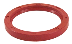 113-105-245FG - RED SILICONE FLYWHEEL SEAL - ELRING - EMPI 32-1546-B
