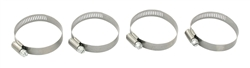 EMPI 3380 - STAINLESS STEEL HEATER HOSE CLAMPS