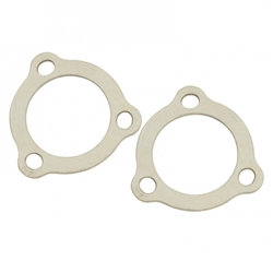 EMPI 3385 - 3 Bolt Muffler Flange Gasket, 52.45mm I.D., Pack of 2