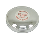 EMPI 3538 - REPLACEMENT GAS CAP, ALL ALUMINUM TANKS
