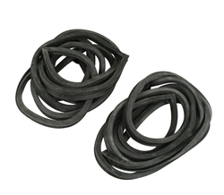 DOOR SEALS, TYPE 1 56-66, PAIR