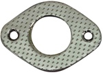 Premium 1200-1600cc Exhaust Port Gasket - 1 1/2- I.D. Pack of 4