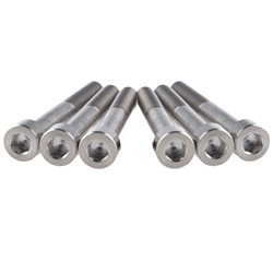 EMPI 3740 - EMPI SPARK ARRESTOR Replacement S/S End Cap Bolts, 6 pcs.