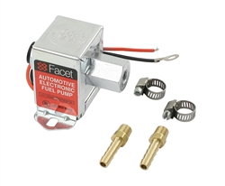 EMPI 41-2010 - FACET ELECTRIC FUEL PUMP W/FITTINGS & CLAMPS