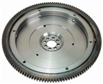 EMPI 4100 - Chromoly Flywheel - 12 Volt - 200mm Drilled & supplied with 11/32- Dowel Pins