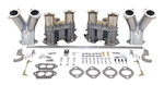 EMPI 43-7329 - Dual 48 IDA, Type 1, w/Race Manifolds (Kit supplied with 43-5240 Linkage)