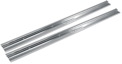 EMPI 4579 - DOOR SILL COVER SET, ALUMINUM, W/EMPI PRESSED INTO IT, PAIR (BOXED)