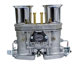 EMPI 47-1012 - 44 HPMX CARBURETOR ONLY WITH CHROME VELOCITY STACKS FOR DUALS