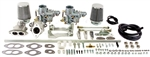 EMPI 47-7411 - DUAL PORT DUAL 34 EPC CARBURETOR KIT