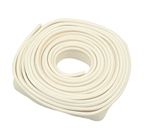 EMPI 6734 - FENDER BEADING - WHITE - 25 FT ROLL - NO HOLES