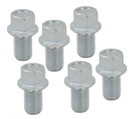 14MM VW STYLE LUG BOLT W/17MM HEAD, SET OF 5 - EMPI 70-2863