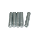 Long Wheel Studs, M14-1.5 to 1/2-20, Set of 4 - EMPI 70-2876