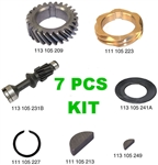 EMPI 8105 - 7 PCS CRANKSHAFT INSTALLATION KIT - 1200CC - 1600CC BASED ENGINES