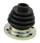 IRS BOOT W/ FLANGE ONLY - T2/4 - BLACK - EACH - 211-501-149