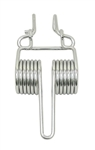 EMPI 8661 - CHROME DECK LID SPRING, EACH