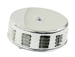 EMPI 8674 - CHROME LOUVERED AIR CLEANER - STOCK