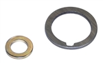 EMPI 8688-6 PULLE SPACER SET FOR BOLT IN SAND SEAL PULLEY - 2 PC