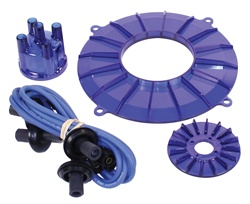 EMPI 8743 - Engine Trim Kit - Blue